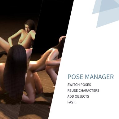 Pose Manager