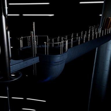 Star Wars Wind Tunnel