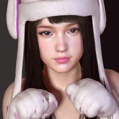 Yoon-G look