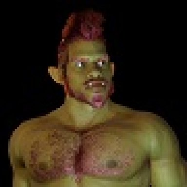 Orc character