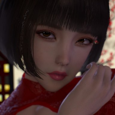 Second edition, Asian beauty, Ying