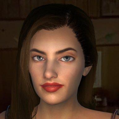 Shelly Amerik Look-A-Like