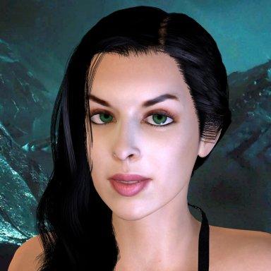 Shelya Ungolovich Look-A-Like