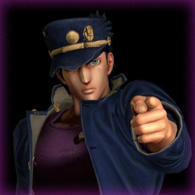 "Jotaro ""Don't call me JoJo"" Kujo"