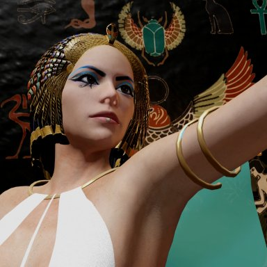 Ancient Queen Cleo