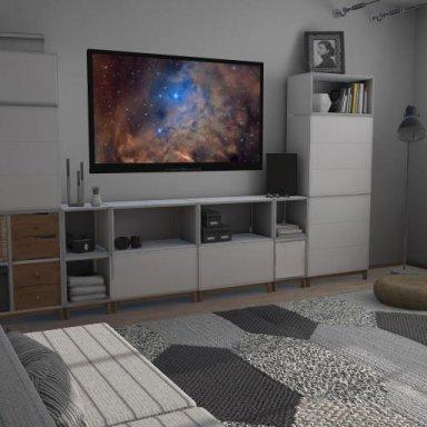 Small room [Free stuff] [Scene+Asset]