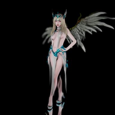 Regina's wings