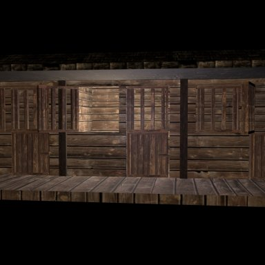 3 Stall Stable