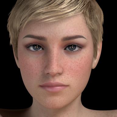 Full Body Freckles