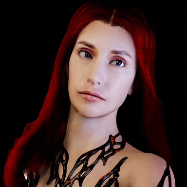 Redhead thewitch