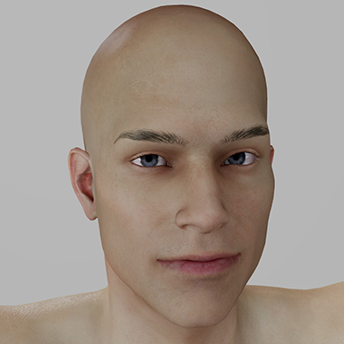 Male base textures fixes