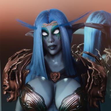 Malora night elf look