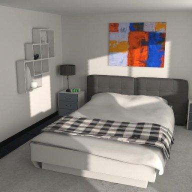 Cube room