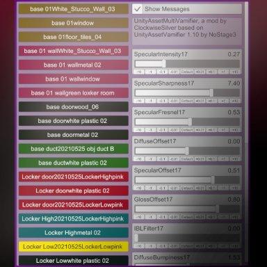 Unity Asset Multi-Vamifier