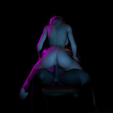 Magic Hips - Motion captured sex scene