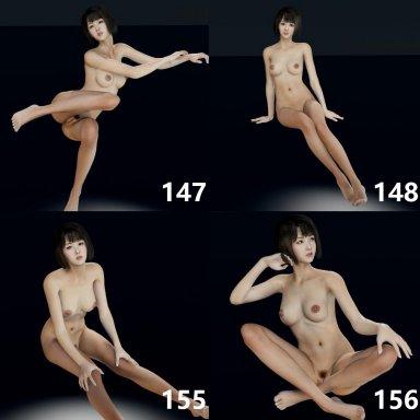 Sitting Pose(129-192)