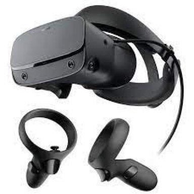 Mixed VR set on VAM. Oculus Rift S + 2 or more BaseStation 2.0 + 3 or more ViveTrackers