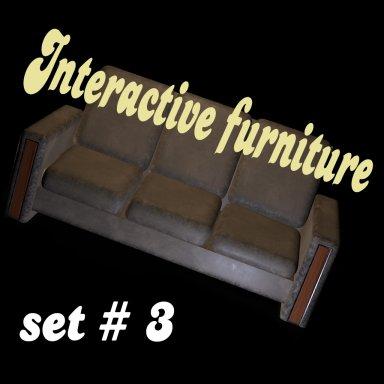 Interactive furniture #3
