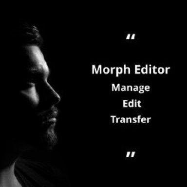 Morph Editor