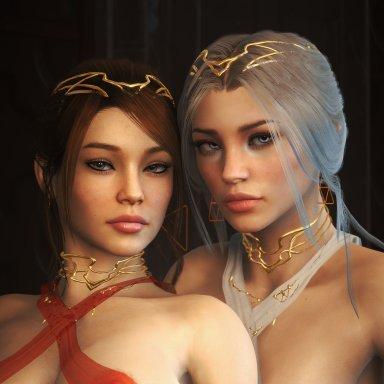 Eva and Eve
