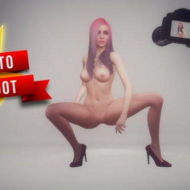 The PhotoShoot - Motion Capture