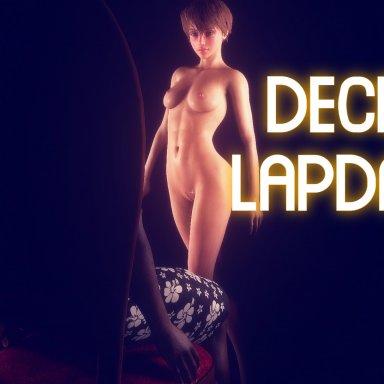 Decent LapDance - Motion capture