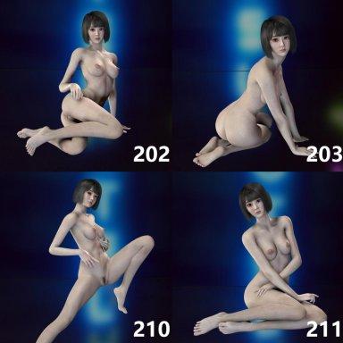 Sitting Pose(193-256)