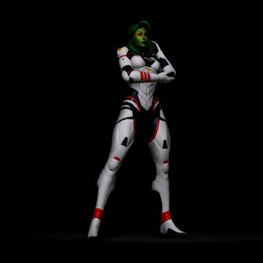 Gamora (Armor version)