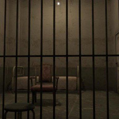 SH prison cell