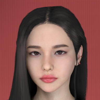 long hair 4