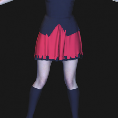 Blood-C Saya Kisaragi Clothing