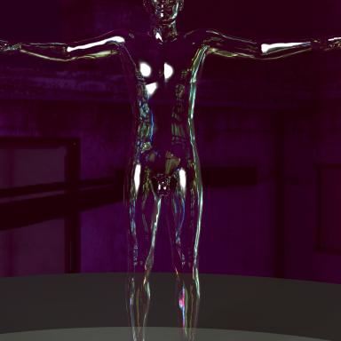 Glass Body Male