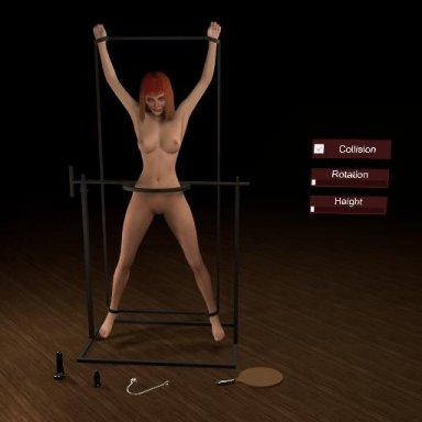 [Subscene] BDSM device: The Frame