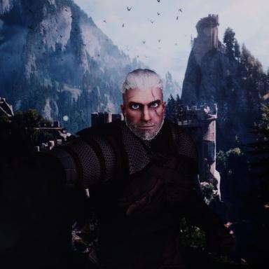 Kaer Morhen armor.