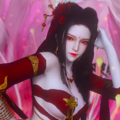 Priestess(model)