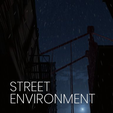 Street environment