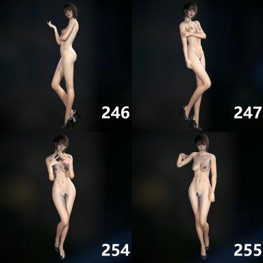 Standing Pose(001-256)