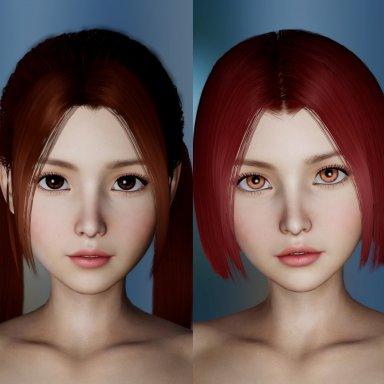Hair Pack 9