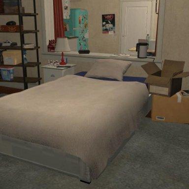 Jills apartment