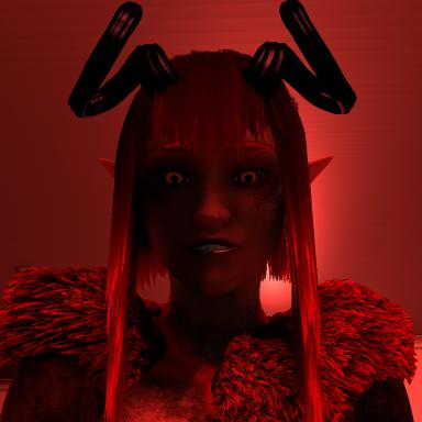 Demon visits you at night