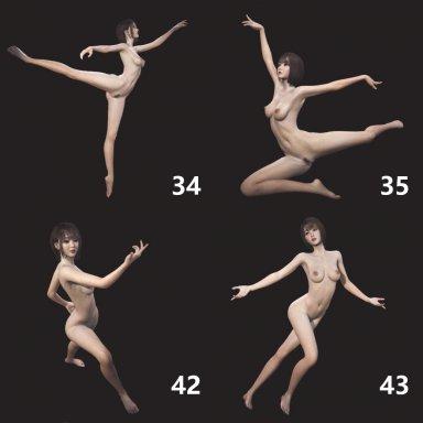 Dancing Pose(001-064)
