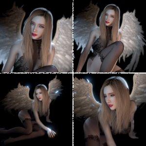 My angel's name is Sammi