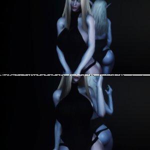 Astarielle the dark elf