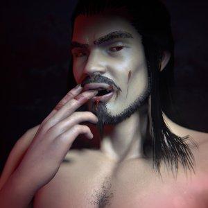 Male Vampire