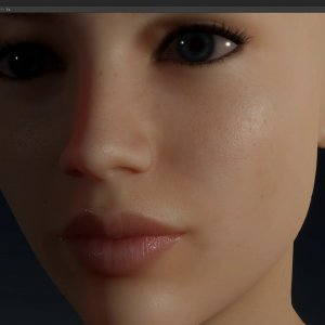 HDRP Skin Experiments