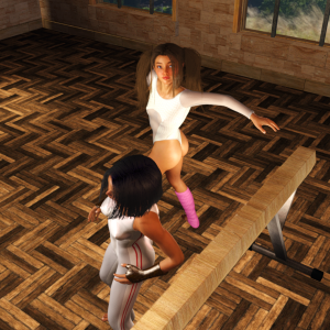 CuteSvetlana.Sweat Academy Dance Studio Scene (3).png