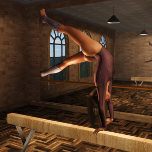 CuteSvetlana.Sweat Academy Dance Studio Scene (20).png