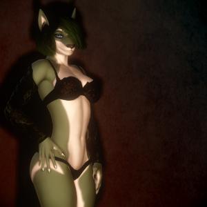 Terrain Wolf