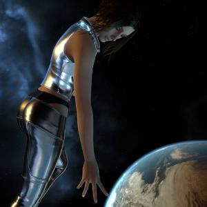 Ella - Spacebox 09 #1